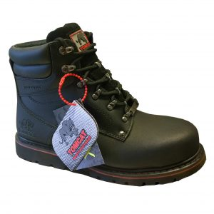 safety boot ashstone