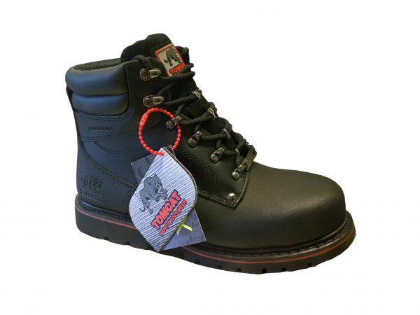 safety boot ashstone