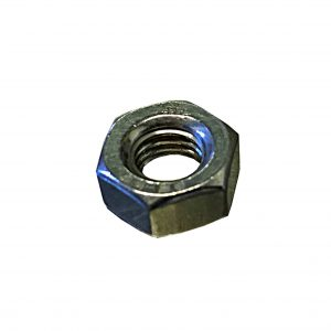 hex nut, stainless steel