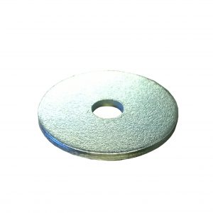 repair washer, zinc plated