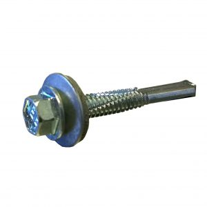 steel tek, self drilling, screw
